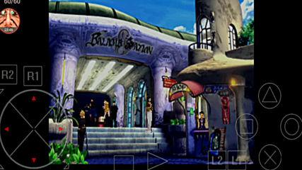 Final Fantasy 8 - част 15 - Във влака за Timber
