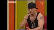 Tv7 Мишо Шамара Обижда Азис В Ефир.