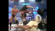Goldberg vs. Randy Orton - WWE RAW 18.08.03