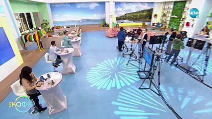 """Веселин Ранков за силната братска връзка - """"На кафе"""" (26.01.2021)"""