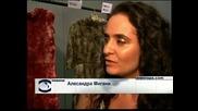 Алесандра Мигани представи колекцията си есен/зима  2011 на Седмицата на модата в Рио де Жанейро