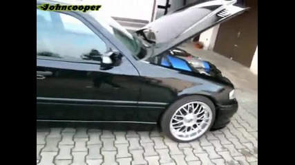 Колата Мечта - Mercedes w202 m104 Supercharged