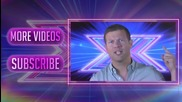 Mel B is feeling hungry - Arena Auditions Wk 1 - The Xtra Factor Uk 2014