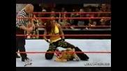 Wwe - Trish Vs Melina (with Nitro)