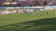 Черно море - Левски 1:0 /първо полувреме/