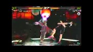 Tekken 6 - Raven Vs Xiaoyu
