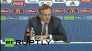 Russia: Match schedules for FIFA World Cup unveiled