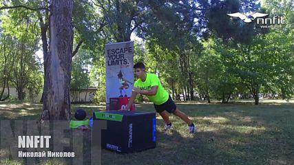 Escape Your Limits - Тренирай навън - Видео #6