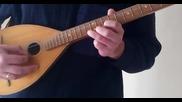 Главеник си мома пребива (инструментал с тамбура) - Костадин Дюлгеров - Настроено на 432 hz