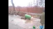 Черешовото топче по руски