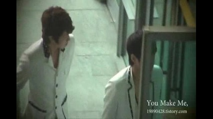 (fancam) yeol and myungsoo