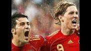 Spain footballer and teams