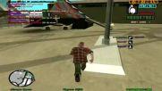 Xlson137 на Вертолете в Самп