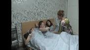 в леглото с две непознати