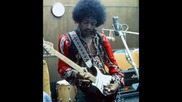 The Jimi Hendrix Experience - All Along the Watchtower - { cover of Bob Dylan ]