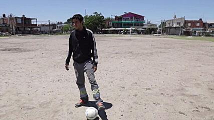 Argentina: Locals from Maradona's hometown Villa Fiorito mourn the loss of their hero