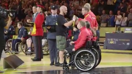 Prince Harry's 2016 Invictus Games Will be Held in Orlando, Florida