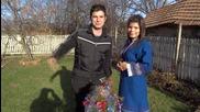 Цветина Дикова - Нани ми нани Дамянчо (Коледен Музикален Поздрав)