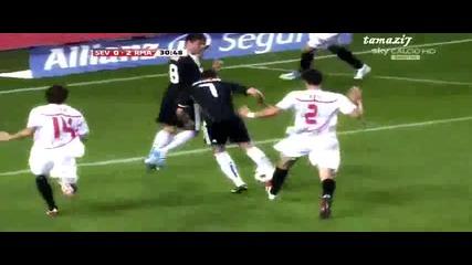 Cristiano Ronaldo 2011 Danza Kuduro Hd