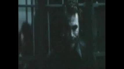 Черният Рицар - Жокера