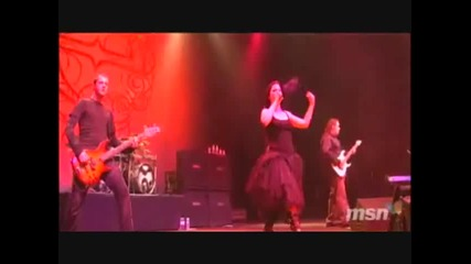 (part 4/7) Evanescence - Live In Japan 2007 (превод)