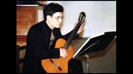 Jacques Petroff-lagrima-francisco Tarrega