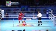 Men's Light (60kg) - Final - Robson Conceicao (bra) vs Lazaro Estrada (cub)