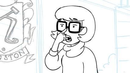 Be Cool, Scooby-doo! – скициран откъс