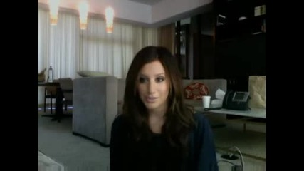Ashley Tisdale Wants To Preview Tracks From Her New Album Guilty Pleasure