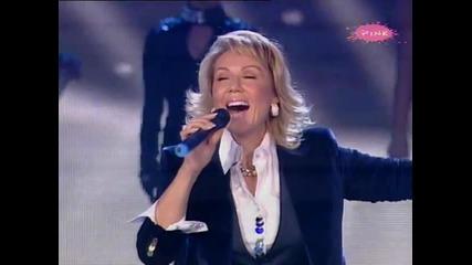 Lepa Brena & Hari Mata Hari - Zvezde Granda ( Pink TV, 26.11.2011. )