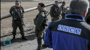 OSCE Will Extend Ukraine Mission One Year, May Expand Its Size