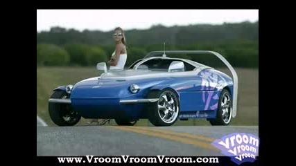 !!! Гледай Задължително!! Най - странните коли на света !!!