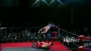 Tyler Black ( Seth Rollins ) Roh's Death Before Dishonor Viii - In Their Own Words_