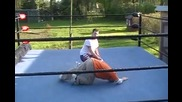 Crippler Crossface - How to do Benoit's Crippler Crossface submission