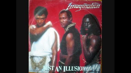 Imagination - Just An Illusion , Extended Remix Version 1982