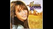 Превод!!! Hannah Montana The Movie Dont Walk Away