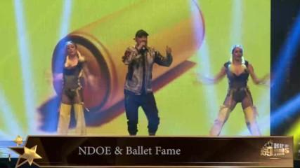 NDOE на 359 Hip Hop Awards 2019