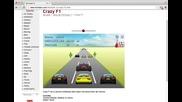 Test d'un Jeu de F1