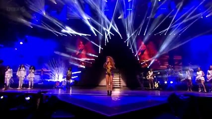Beyonce- Halo @ live Glastonbury 2011 Hd