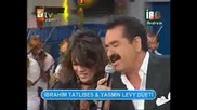 Ibrahim Tatlises Ve Yasmin Levy Canli Ibo Show Club63 .flv