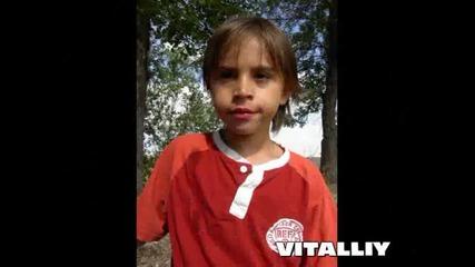Photo Studio: Vitalliys Childrens Pictures. Film 2