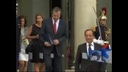 Франсоа Оланд: Гърция трябва да остане в еврозоната