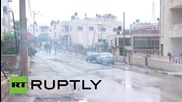 State of Palestine: Israeli soldiers fire teargas at journalists in Ramallah
