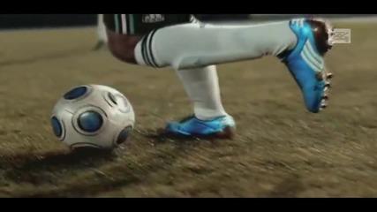 Wayne Rooney vs. Lionel Messi [2011 Trailer] Hd