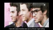До край с Jonas Brothers!