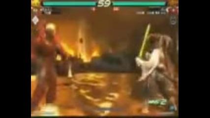 Tekken 6 - Bryan vs Yoshimitsu (noko) 7