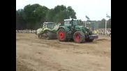 Fendt 936 vs Claas Challenger