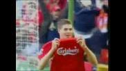 Steven Gerrard Liverpools Pride Saviour Captain And Legend.