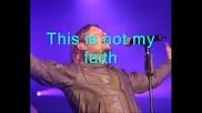 Reamonn - Faith (lyrics) (превод)