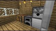 Моя сервер на minecraft 1.0.0 !!!